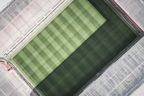Fussballstadion: Sportwetten und Fussballmanager