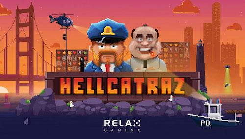 Hellcatraz Slot von Relax Gaming