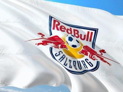 Redbull Salzburg Flagge
