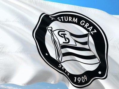 SK Sturm Graz Flagge
