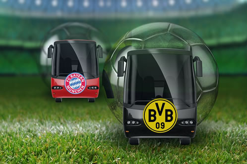 Dortmund und Bayern