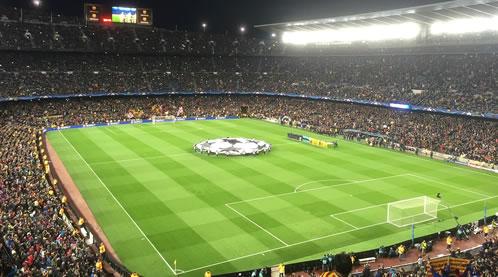Die Achtelfinalspiele der Champions League