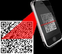Digitale Tickets mit Barcode Scan