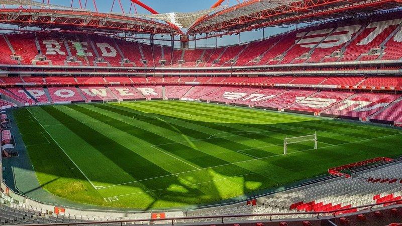 Portugal Stadion Lissabon