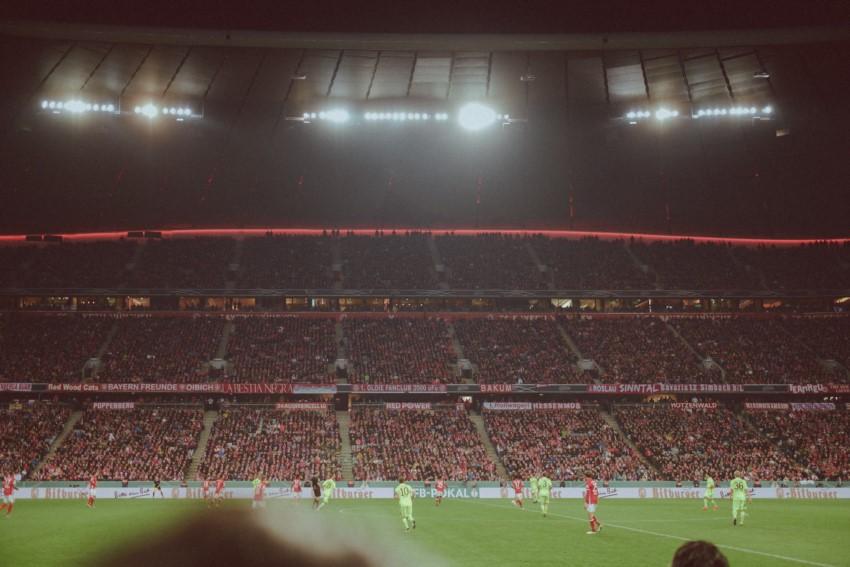 FC Bayern Stadium Saison