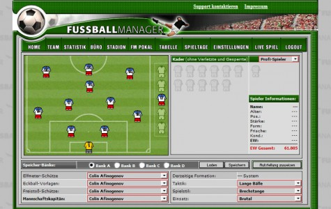 Fussballmanager slider image 4
