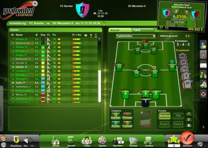 Goalunited Legends slider image 3