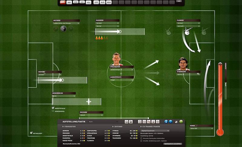Fußball Manager Kostenlos Spielen