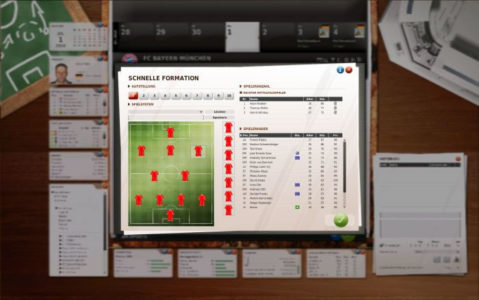 Fussball Manager 11 / FM11 slider image 3