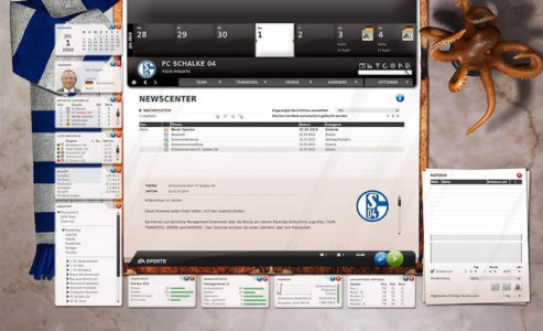 Fussball Manager 11 / FM11 slider image 6