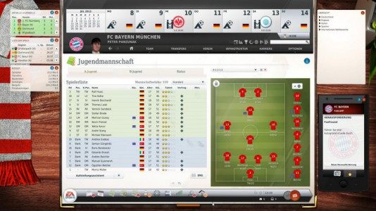 EA Fussball Manager 14 slider image 6