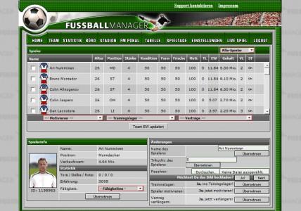 Fussballmanager slider image 3