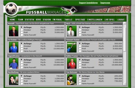 Fussballmanager slider image 8