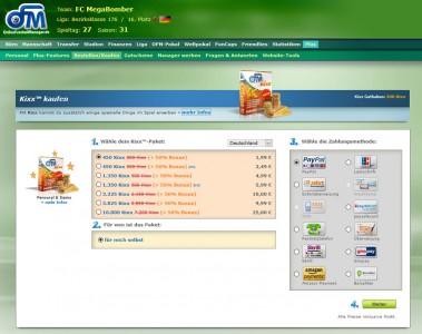 Online Fussball Manager slider image 11