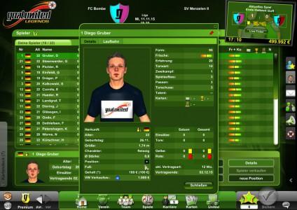 Goalunited Legends slider image 4