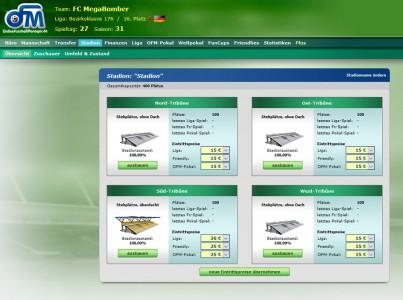 Online Fussball Manager slider image 9