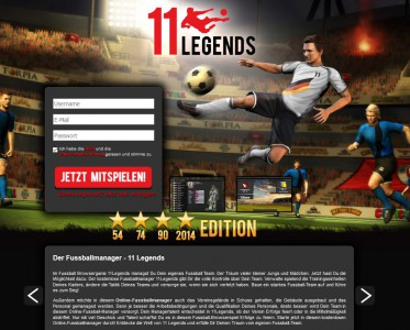 11 Legends slider image 1