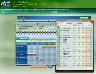 Online Fussball Manager slider image 4