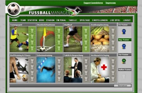 Fussballmanager slider image 5