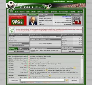 Fussballmanager slider image 2