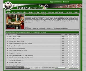 Fussballmanager slider image 9